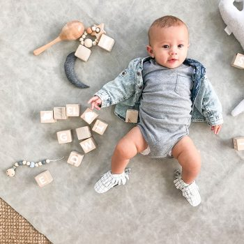 Handmade Leather Products Baby Mats