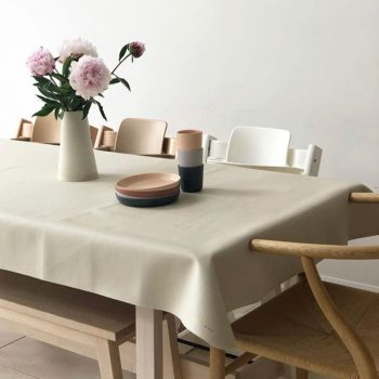 Handmade Leather Products Table Cloth