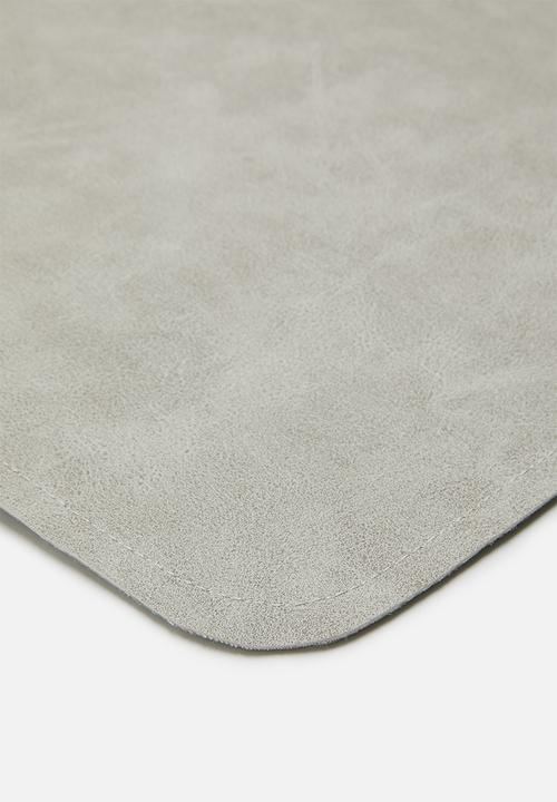 Handmade Leather Table Cloth